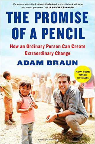 Adam Braun's Pencils of Promise